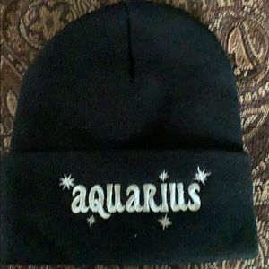 Horoscopez Aquarius Beanie Hat